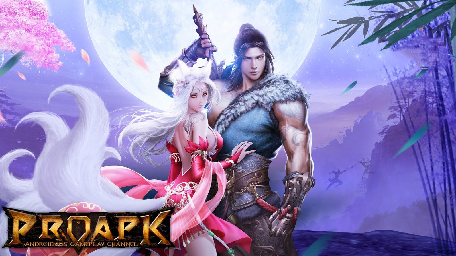 Nine 3D MMORPG - 나인