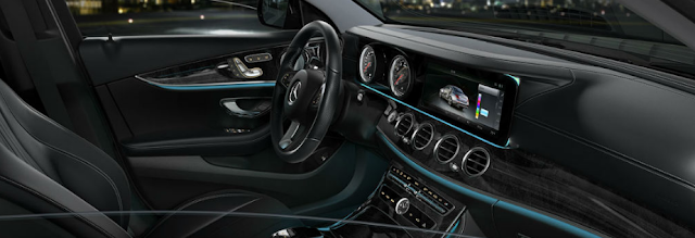 Does the Mercedes-Benz E-Class have ventilated seats