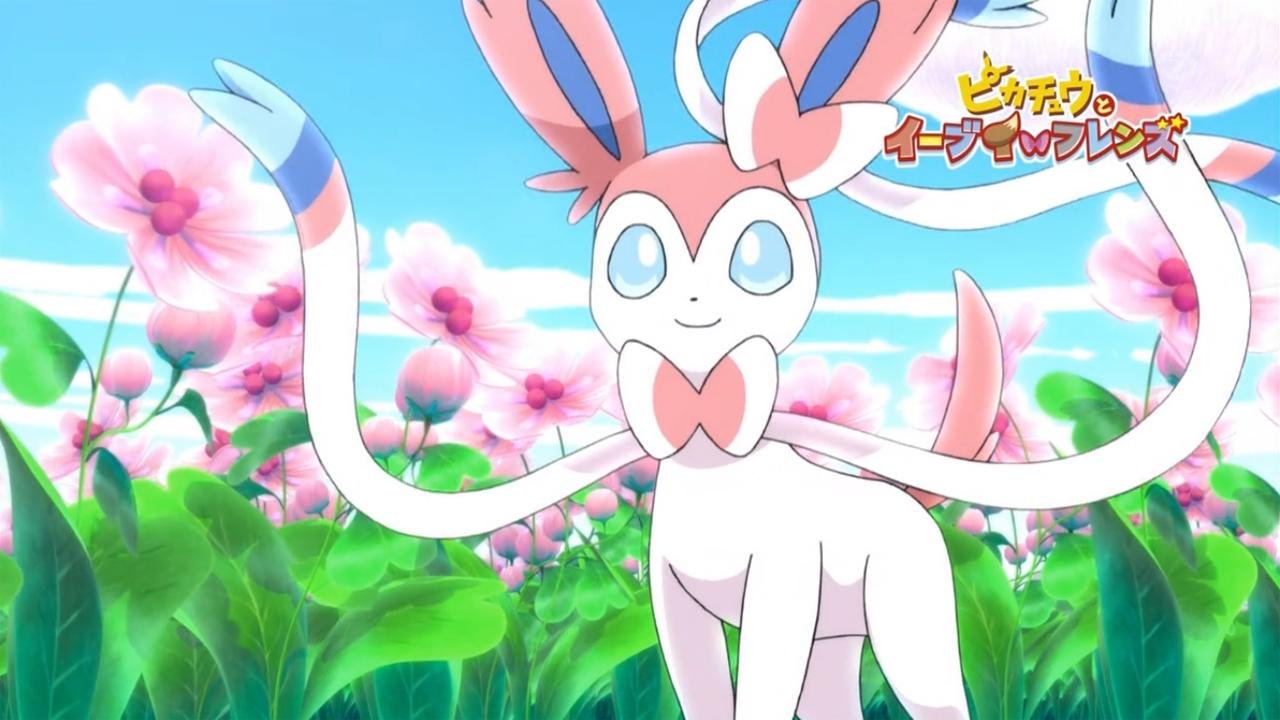 My Favorite Pokémon: #8: Eevee & evolutions  My Favorite Pok...