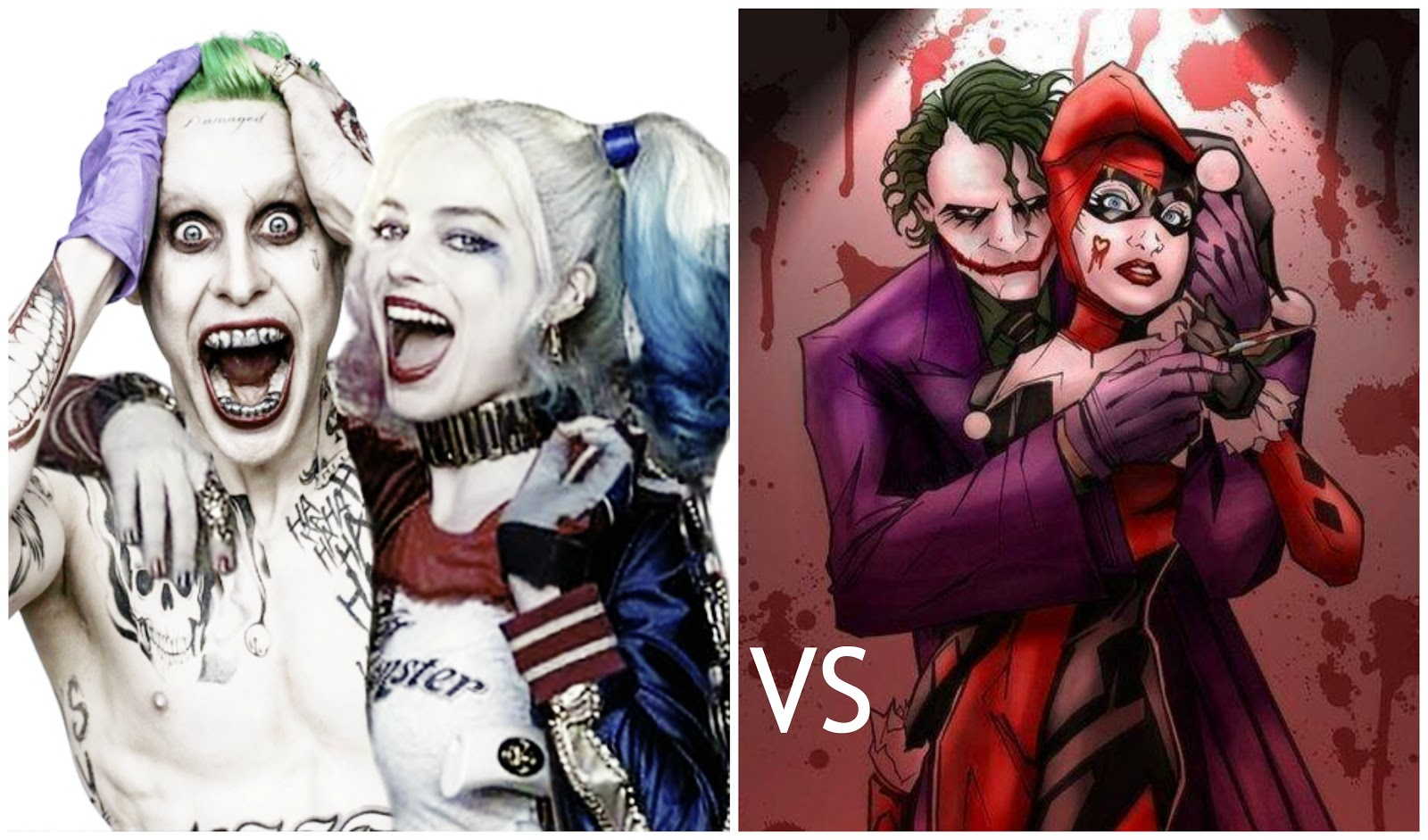 When People Hear A Relationship Like Joker And Harley Statement Their Reactions Are Epic Some Went Aw I Totally Feel You The Others Choked