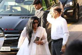 Actress Aishwarya Rai Father Prayer Meet Set 1  0016.JPG