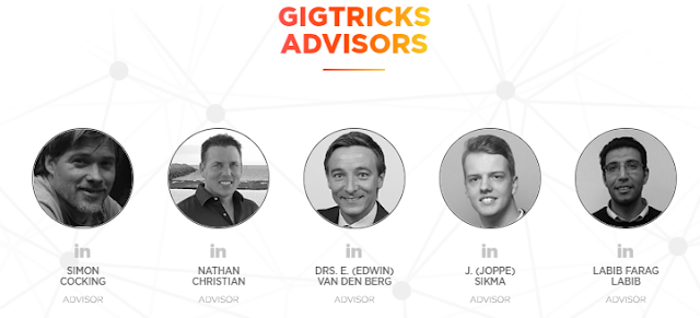 Gigtricks ICO