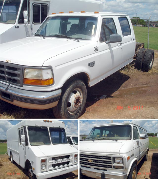 Government Surplus Vehicles Auction