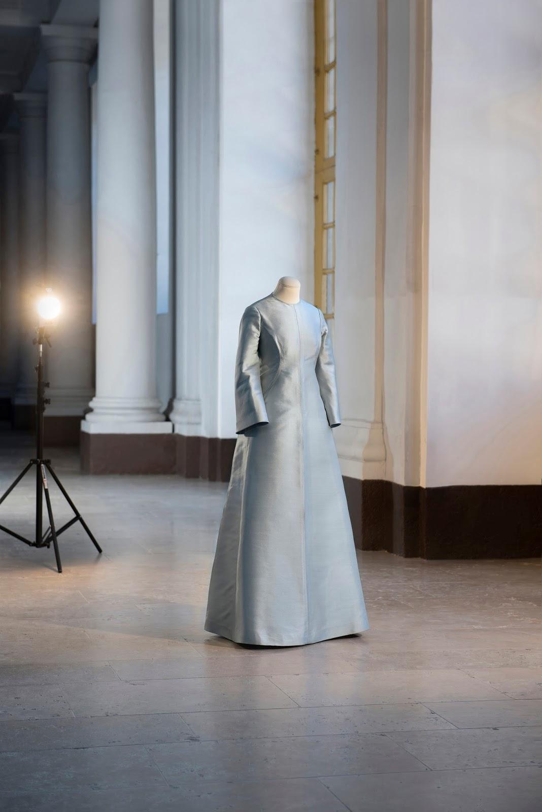 Queens of England: Sweden\'s Royal Wedding Dresses
