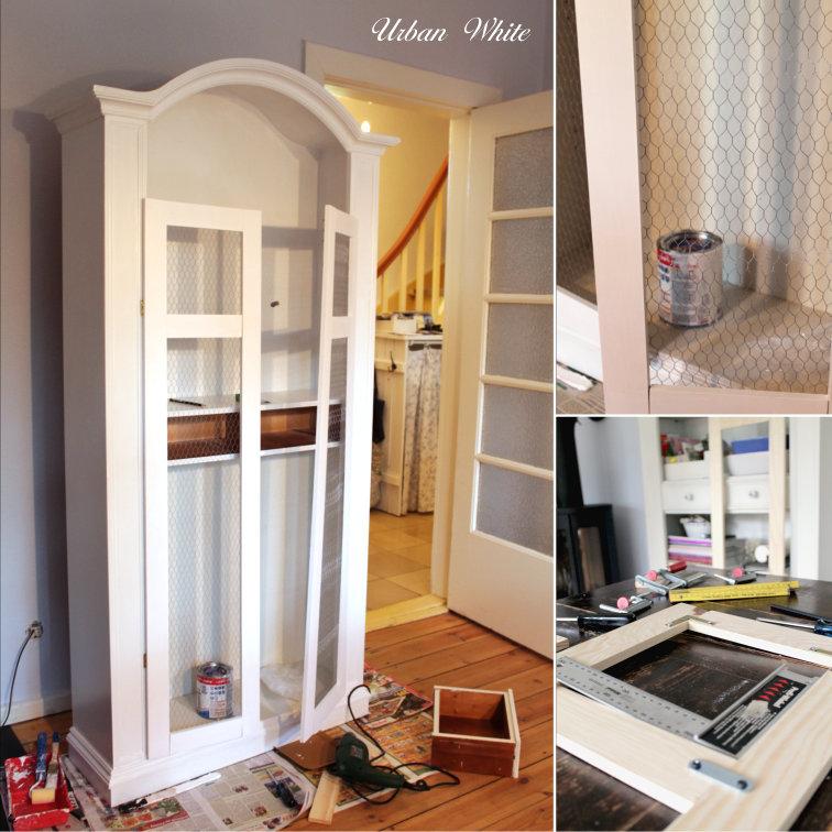 urban white wohnen in wei bastelprogramm gegen freie tage langeweile. Black Bedroom Furniture Sets. Home Design Ideas