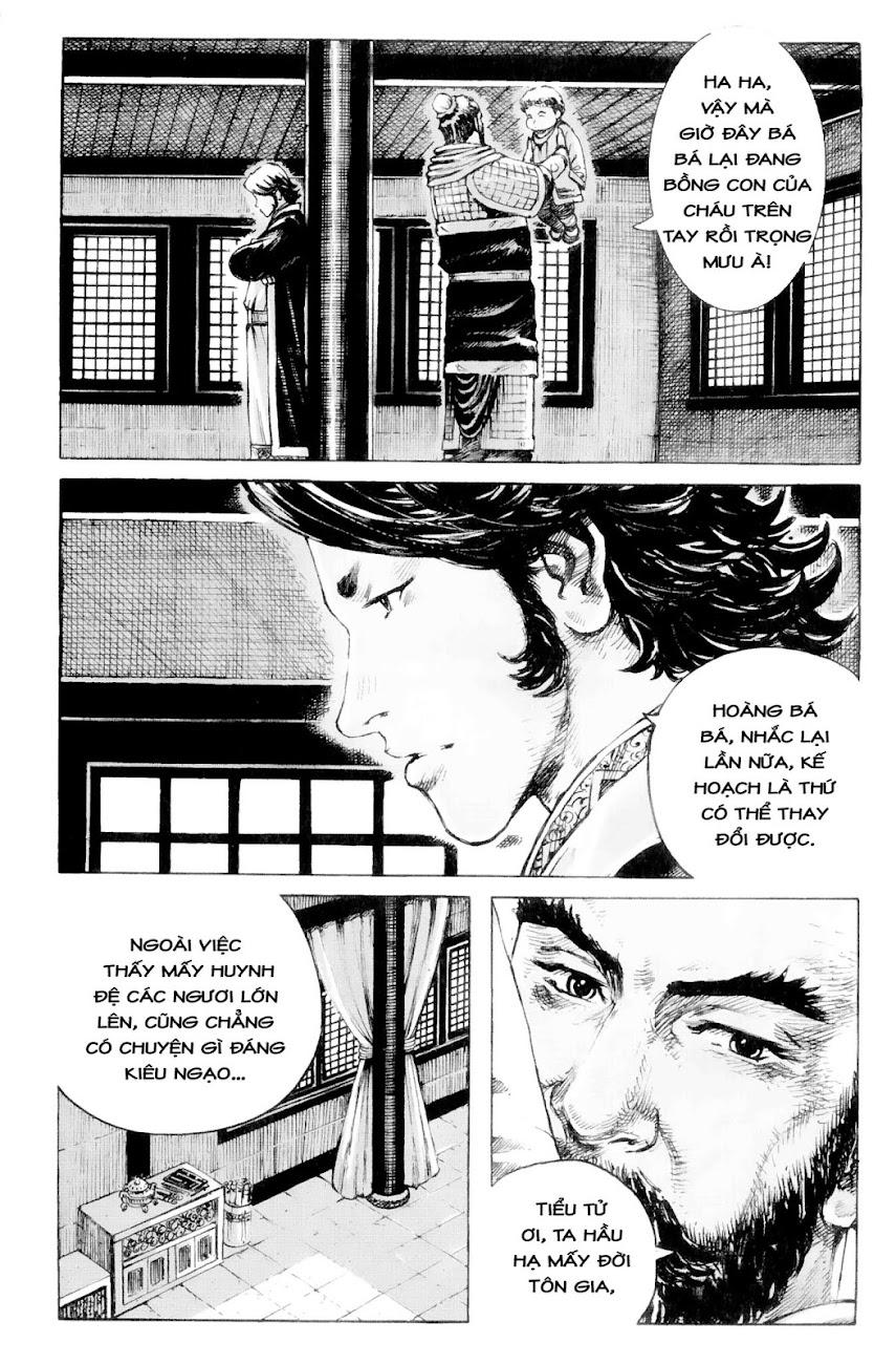 Hỏa phụng liêu nguyên Chương 408: Khổ nhục chi kế [Remake] trang 15