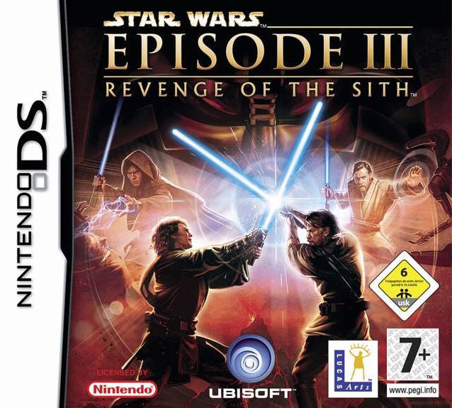 Star Wars Episode III: Revenge of the Sith (E) (Trashman)