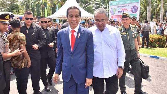 Jokowi Ungkapkan Pemerintah Ingin Harga BBM Premium Naik Tapi ...