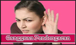 gangguan pendengaran, headphone