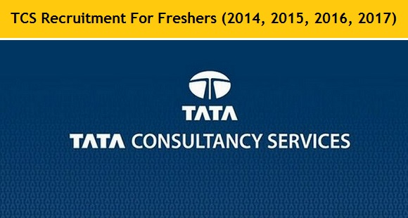 TCS Recruitment 2018 | TCS Careers Job Openings For Freshers