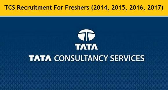 TCS Careers 2016