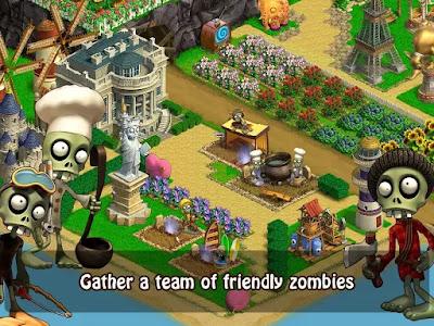 Zombie Castaways Mod v1.4 Apk Terbaru