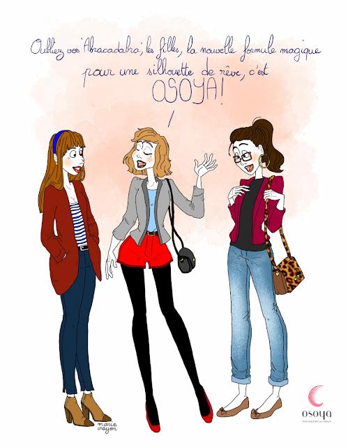 Centre d'amincissement sur mesure Osoya Convention Paris 15ème - Cryothérapie soin minceur froid - Les Mousquetettes©