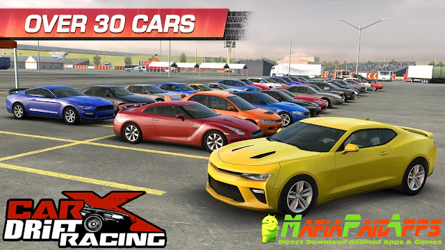 CarX Drift Racing Apk MafiaPaidApps