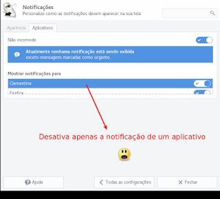 Xfce Notificações: A maneira fácil