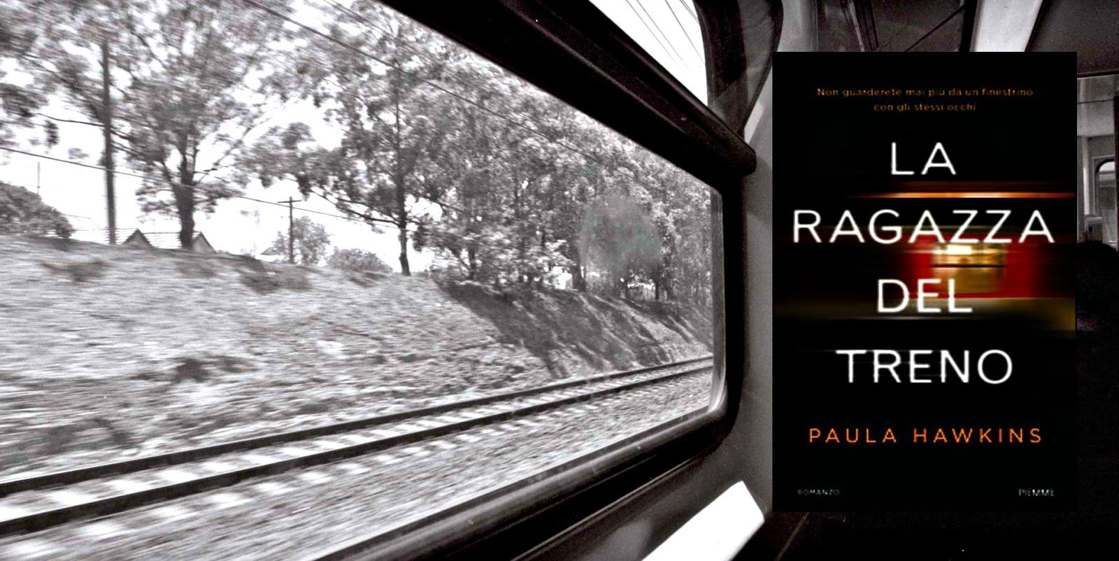 Risultati immagini per la ragazza del treno