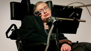 Scientist Stephen Hawking has died