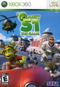Planet 51 (XBOX 360) 2009