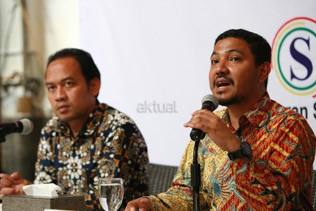 LSI: Terbuka Kemungkinan Jokowi Dikalahkan Prabowo