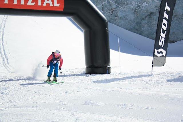 3. Platz Pitztal Wildface Ski Damen 2017