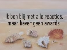 geen awards