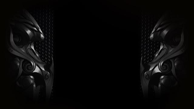 Steam Siyah Karanlik Arkaplan Resimleri 9