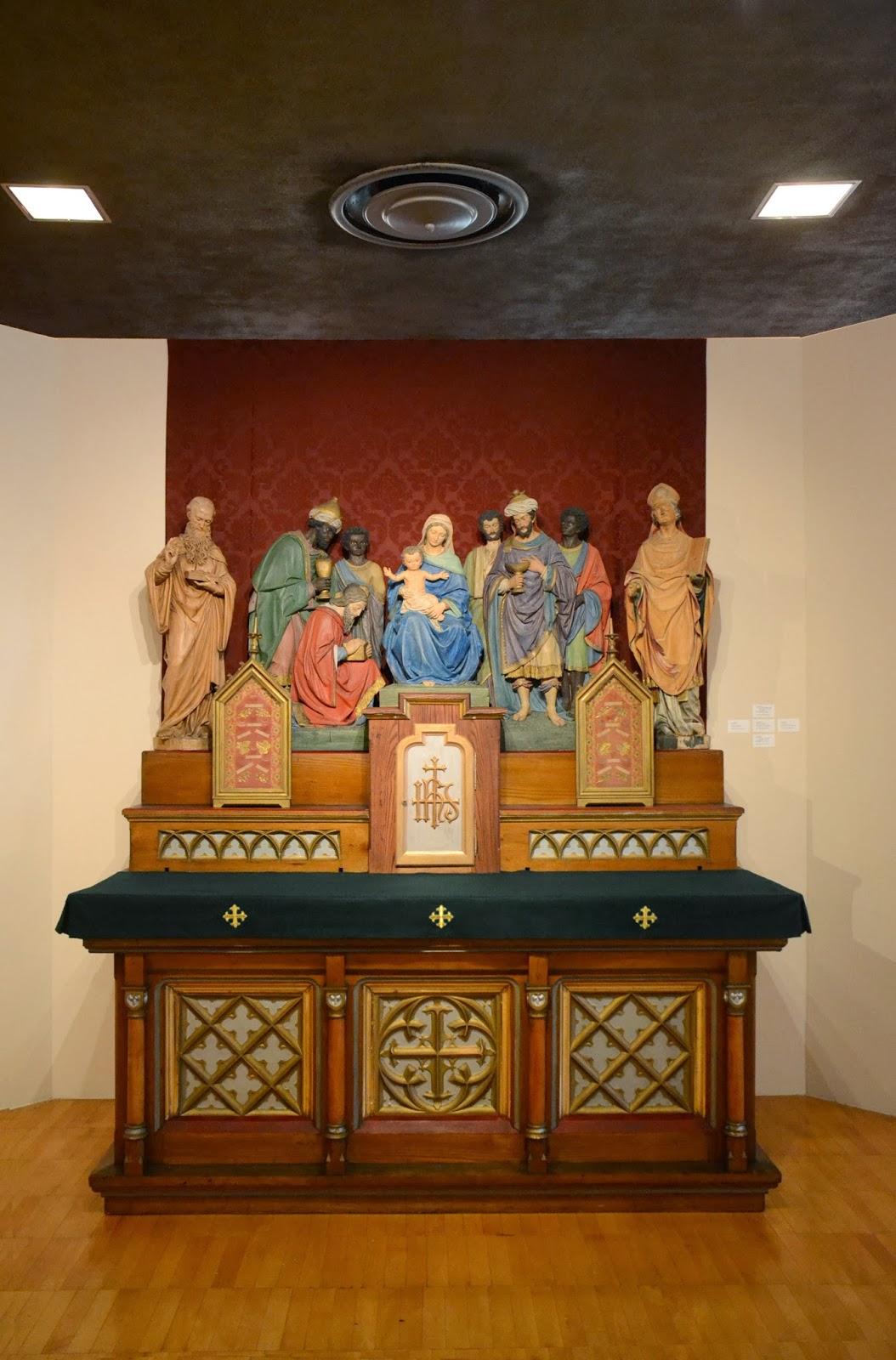 Importance Altar