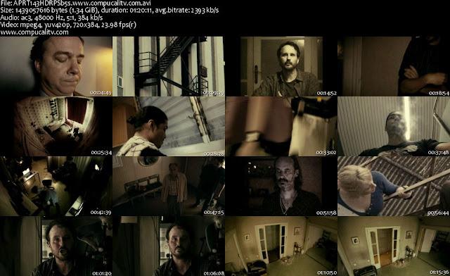 Apartment 143 DVDRip Subtitulos Español Latino Descargar