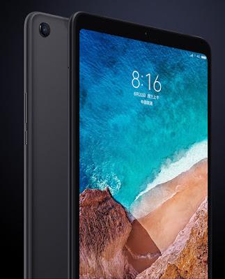 سعر ومواصفات تابلت Xiaomi Mi Pad 4 Plus التابع لشركة شاومي