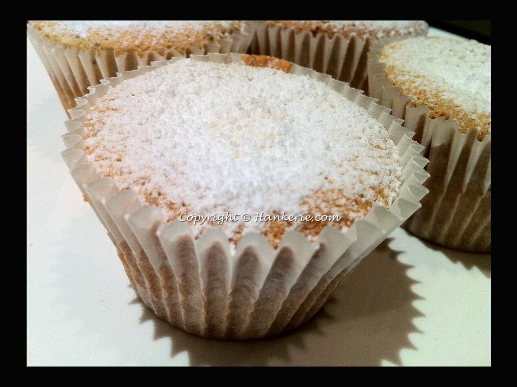 Japanese Hokkaido Cake Recipe: Poppy Seed Hokkaido Cake