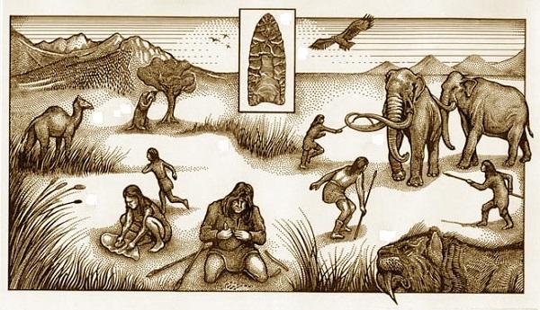 İnsanlığın Varoluşu ve İlk İnsanlar. İnsanoğlunun ortaya çıkışı ve ilk insan toplulukları ile ilgili araştırma notları.