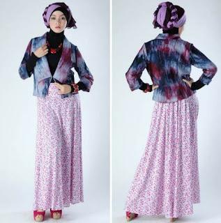 Permalink to 18+ Koleksi Baju Batik Setelan Wanita | Model Terbaru Kombinasi Rok Panjang Modern