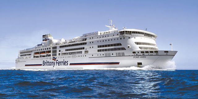 Brittany Ferries 2017