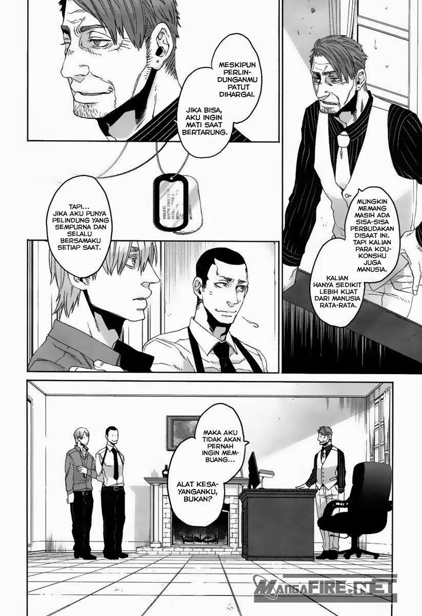 Gangsta Chapter 11-6