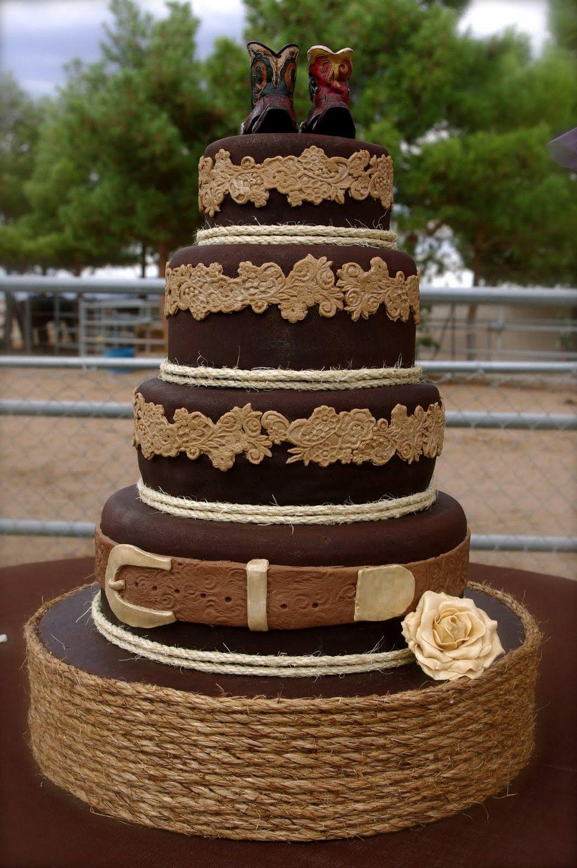 Best Collection Of Epic Western Wedding Cakes Wedding Celebration