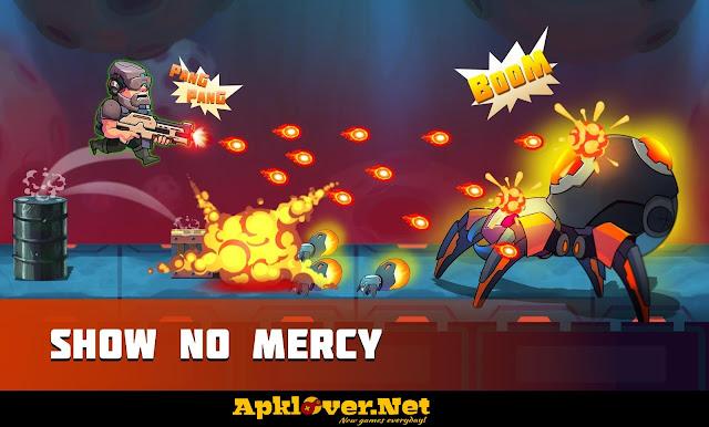 Metal Strike War APK MOD unlimited money
