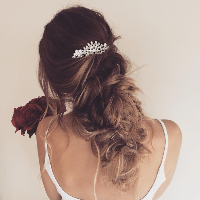 BRIDAL HAIR WEDDING HAIRSTYLIST BRISBANE SUNSHINE COAST