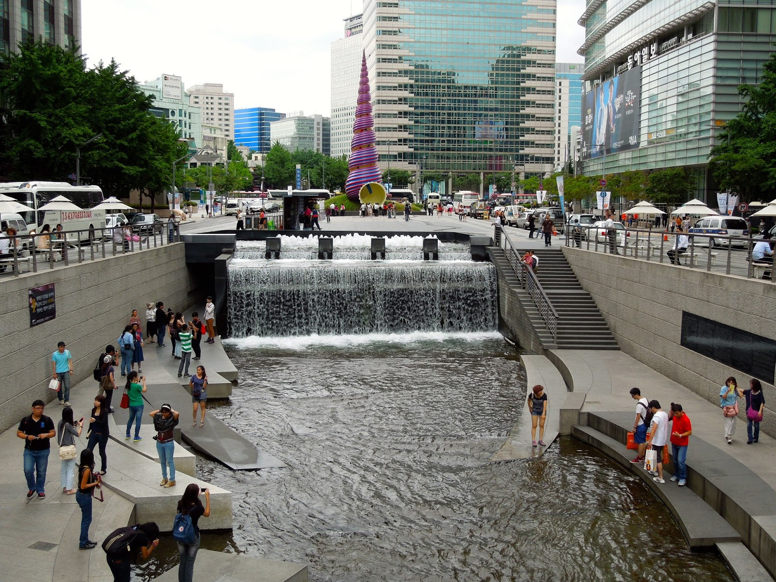 Park of poops in South Korea