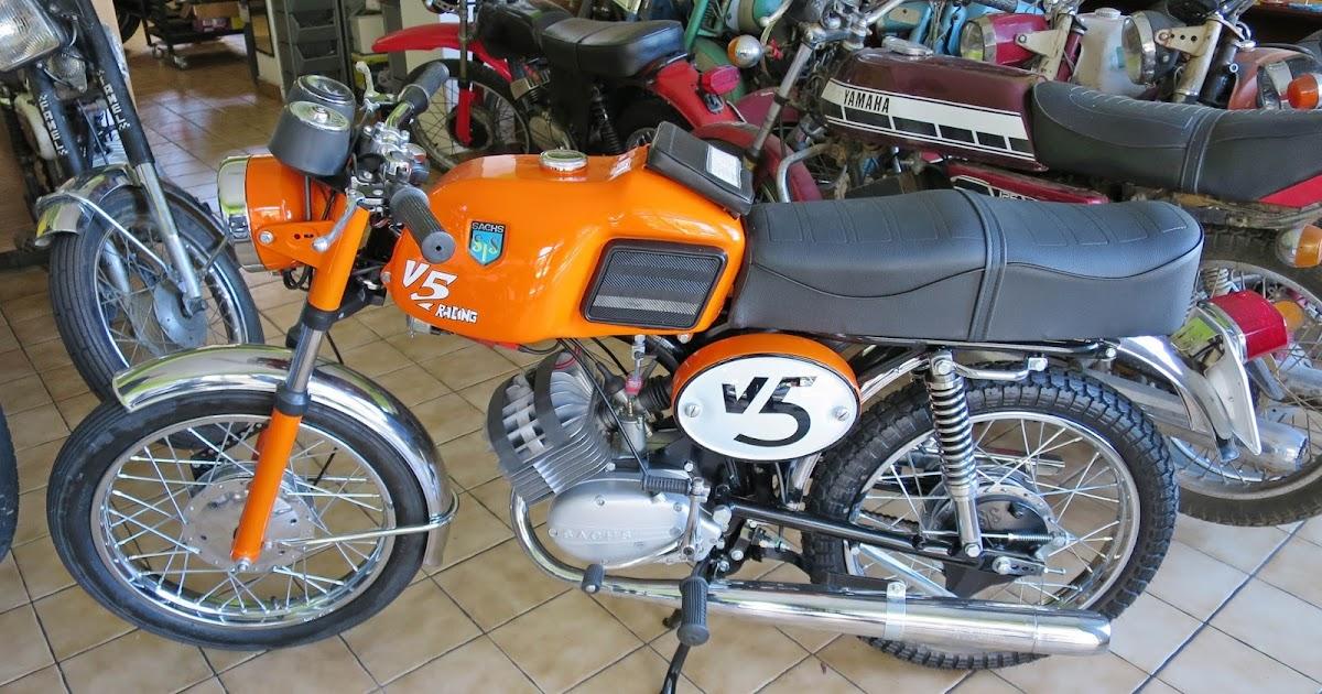 Motorizada sis sachs v5 racing oficina moto restauro for Oficinas race