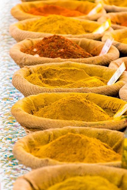 ricette con il curry