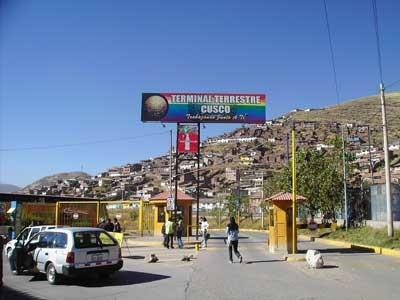 Terminal Terrestre del Cusco