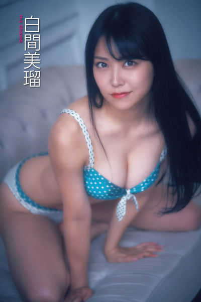 Miru Shiroma 白間美瑠, Rei Jonishi 上西怜, ENTAME 2020.03 (月刊エンタメ 2020年3月号)