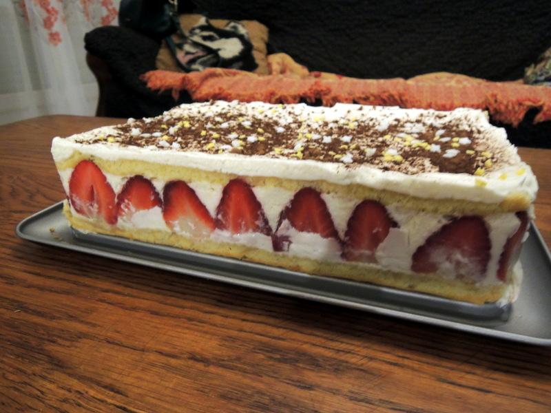 Cake Delice De Tomate