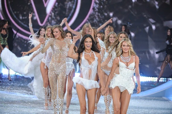 Victoria Secret Runway from 2013