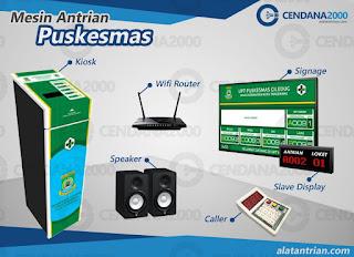 konfigurasi mesin antrian, software mesin antrian gratis, service mesin antrian