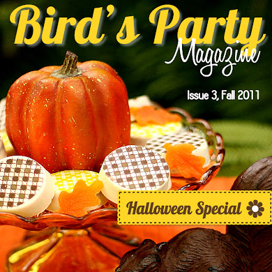 Bird's Party Magazine - Fall 2011, Issue3