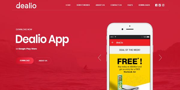 Cara Mendapatkan Pulsa Gratis Terbaru dari Aplikasi Dealio Android