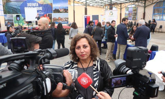 Seremi de Gobierno, Ingrid Schettino