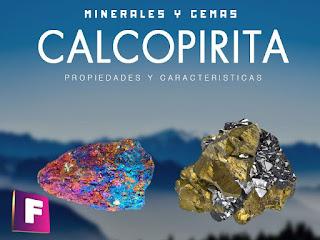 Calcopirita Propiedades y características principales | foro de minerales