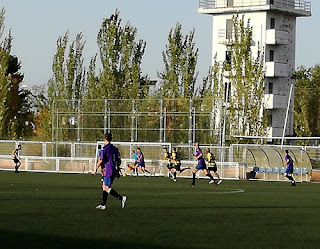 Fútbol Aranjuez Sitio Aranjuez